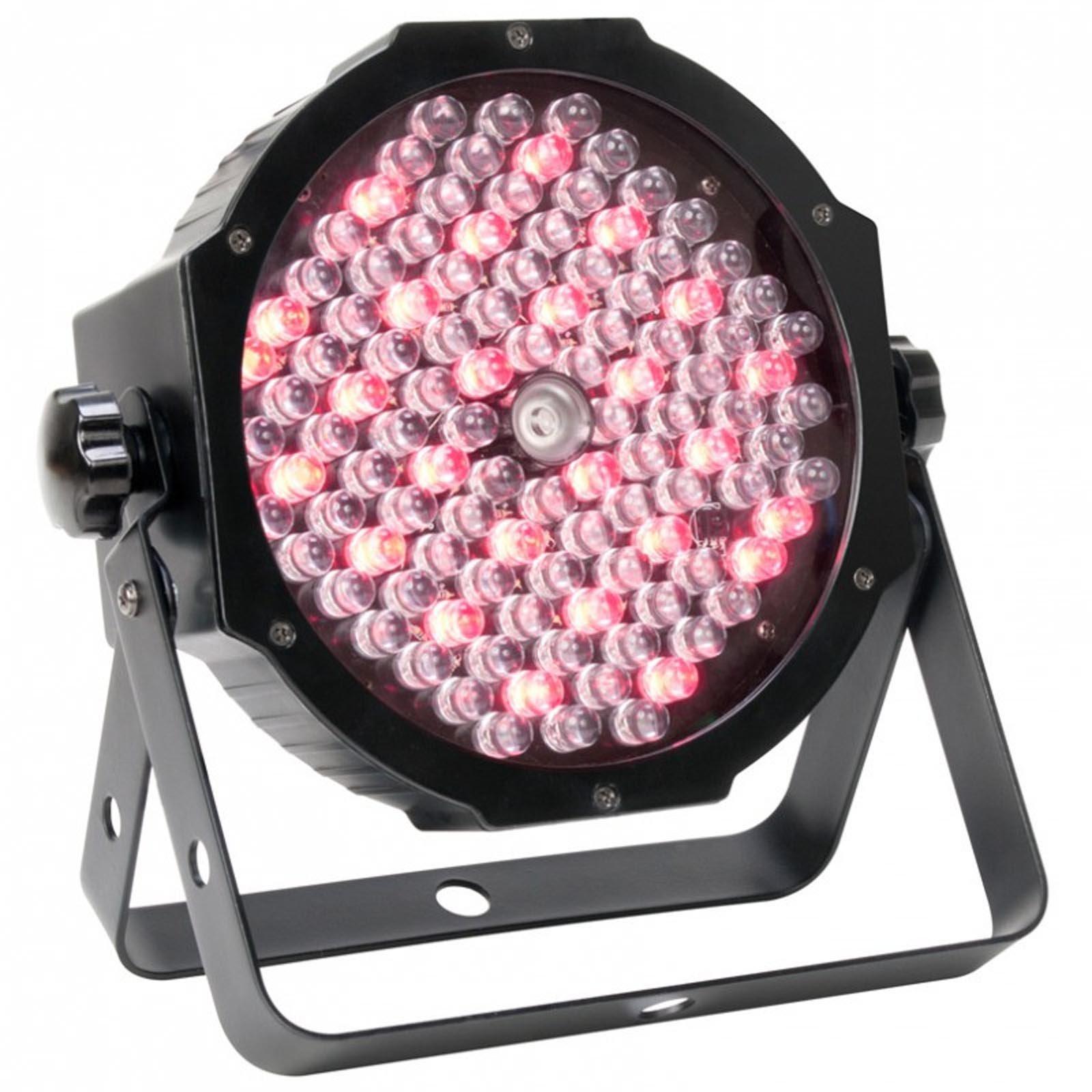 American DJ ADJ Mega Par Profile Plus LED RGB+UV Slim Par Can Wash Effect Light (6 Pack) by ADJ (Image #5)