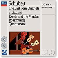 Schubert: The Last Four Quartets
