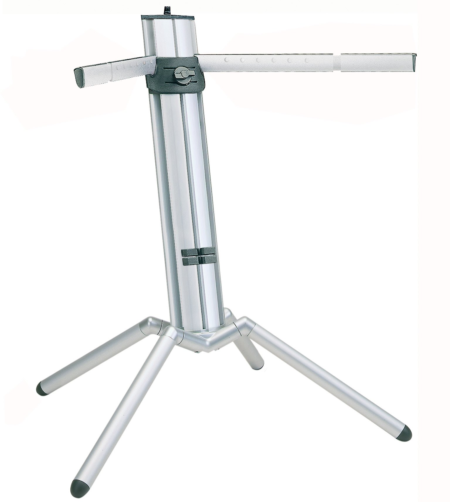K&M Stands 18840.000.30 Keyboard stand -Baby-Spider Pro- anodized aluminum