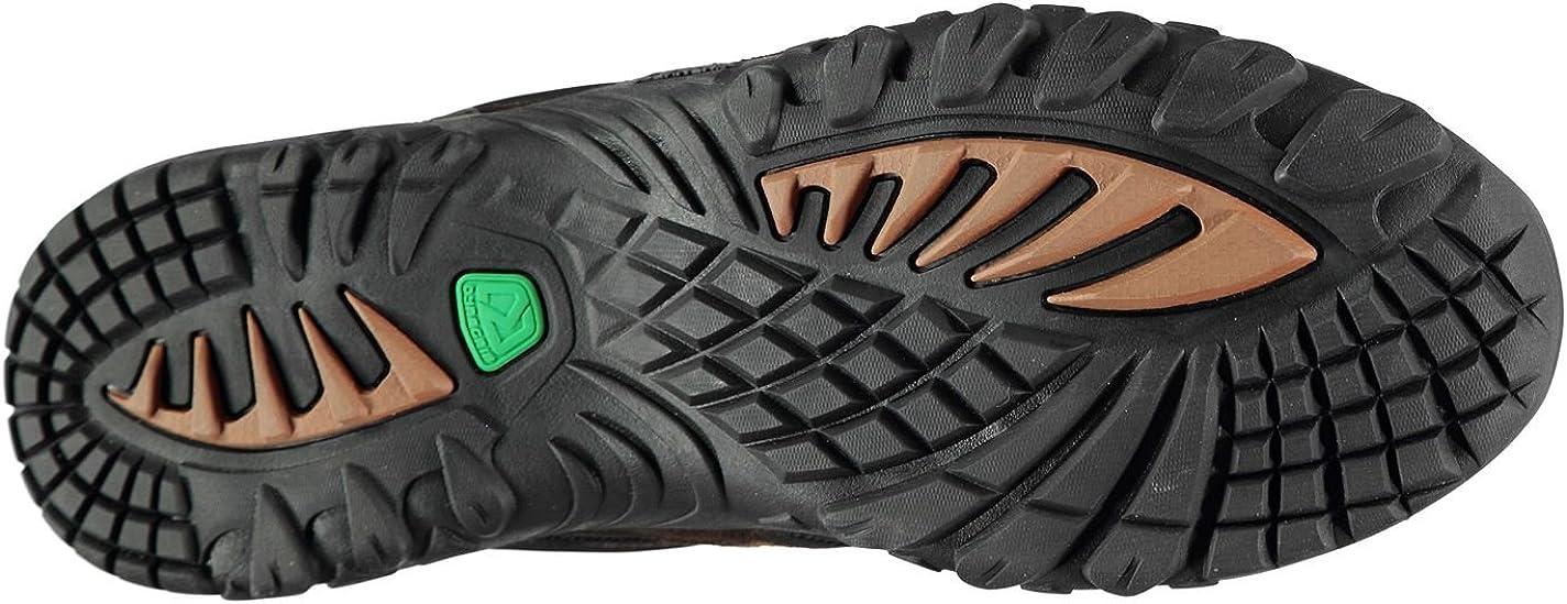 Karrimor Mens Ridge WTX Walking Shoes Waterproof Lace Up