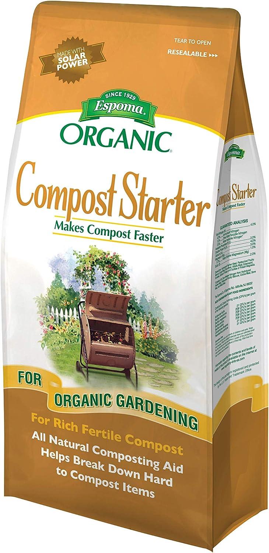 Espoma Organic Traditions Compost Starter