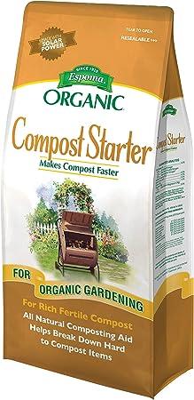 EspomaOrganic Traditions Compost Starter