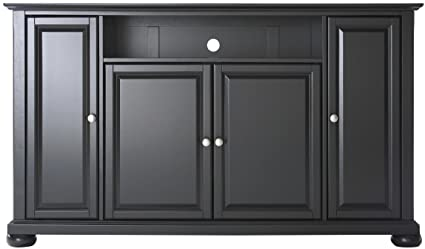 0e3a134b86ca Image Unavailable. Image not available for. Color: Crosley Furniture  Alexandria 60-inch TV Stand - Black