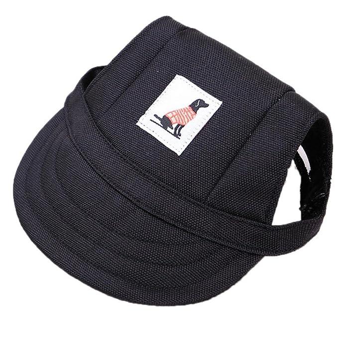 Amazon.com: yjydada sombrero del perro, perro sombrero con ...