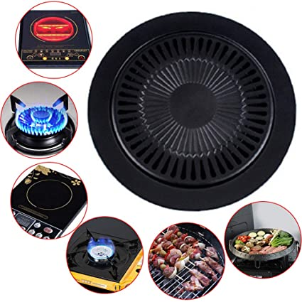 Amazon.com: BBQ Grill Tray Outdoor Barbecue Gas Stove ...
