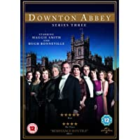Downton Abbey - Series 3 [DVD] [2012] [3-Disc Set]