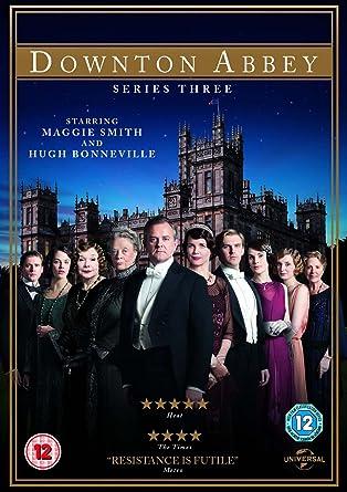 Downton Abbey - Series 3 [DVD] [2012] [3-Disc Set]: Amazon.co.uk ...