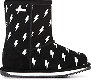EMU Australia Kid's Lightning Bolt Brumby Boot