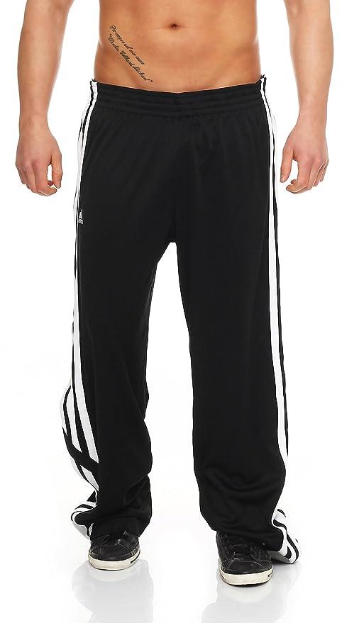 2 opinioni per Adidas Performance e kit 2.0Snap Pantaloni Pantaloni Da Jogging Sport Uomo Nero