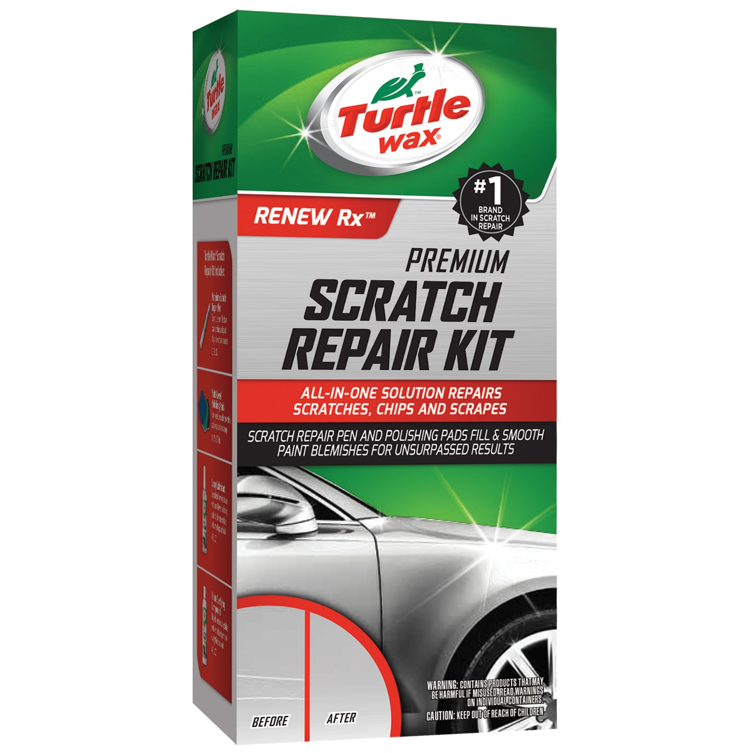 Top 10 Best Scratch Repair Kits For Cars 2018 2019 On