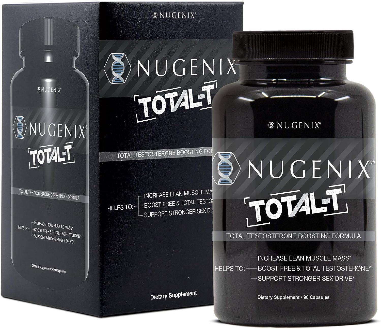 Amazon.com: Nugenix Total-T: Men's Total Testosterone Boosting ...
