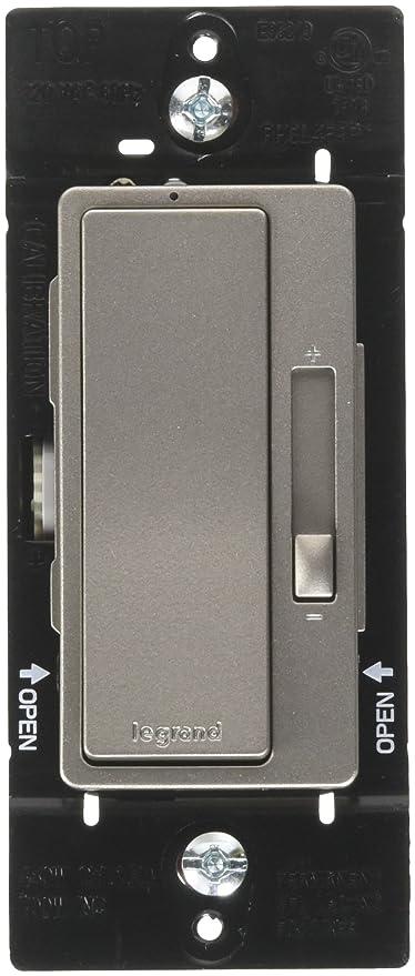 legrand p seymour rhcl453pniccv4 450 w cfl led dimmer switch 3