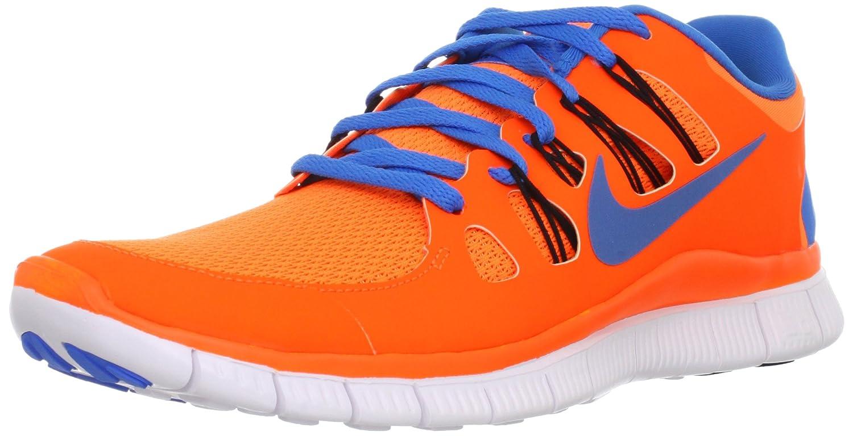 nike free 5.0 breathe Buy Nike Men's Free 5.0+ Breathe Running Total Orange/Blue Hero ...