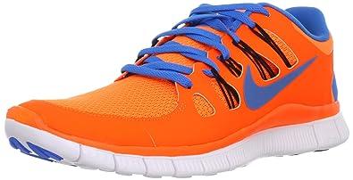 énorme réduction 73bcf 12e2d Chaussures course à pied homme, Nike Free 5.0+ Total Orange ...