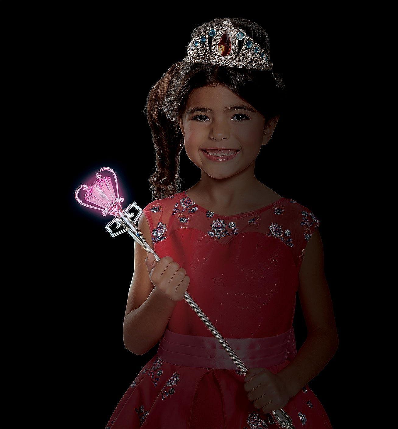 Disney Elena of Avalor Light-Up Sceptor: Toys & Games