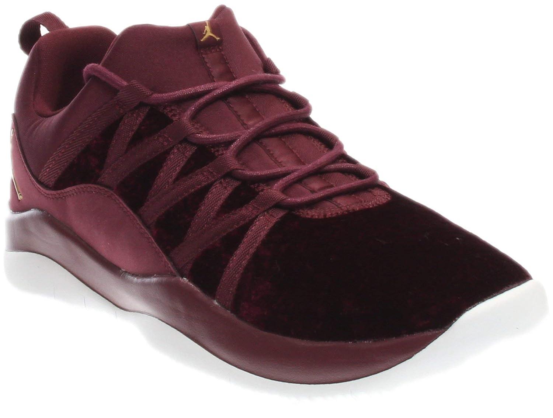 d6445e17bea Amazon.com | NIKE Girls Jordan Deca Fly Prem HC GG Heiress Night Maroon/Gold  Velvet Size 9.5Y | Basketball