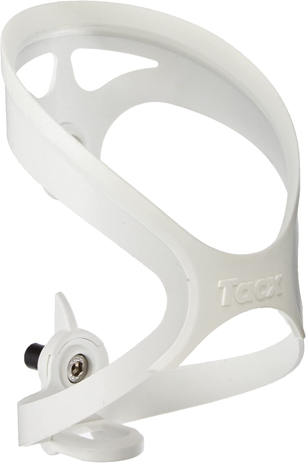 Tacx Tao Light Bike Water Bottle Cage White