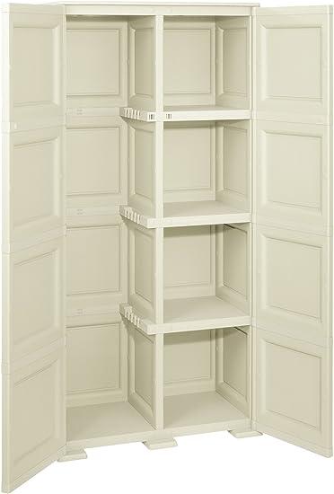 Tontarelli Angora Armario Omnimodus estantes y 4 Compartimentos ...