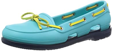 Crocs Donna Beach Barca it Boat Line Scarpe Da Amazon Shoe ffw7rq0