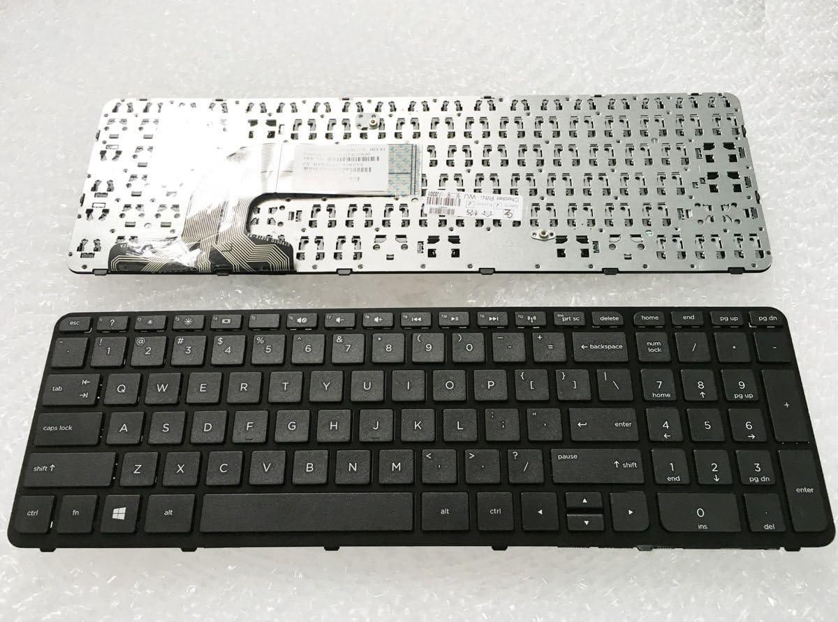 wangpeng Laptop keyboard for HP 15-R263DX 15-R264DX Notebook PC keypad Teclado