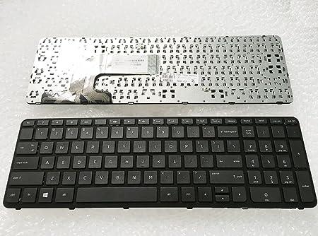 Amazon.com: wangpeng Laptop keyboard for HP 15-F387WM notebook PC keypad Teclado: Computers & Accessories