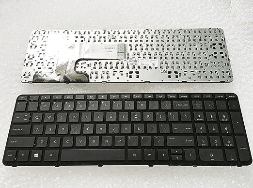 Amazon.com: wangpeng Laptop keyboard for HP 15-F233WM 15-F272WM notebook PC keypad Teclado: Computers & Accessories