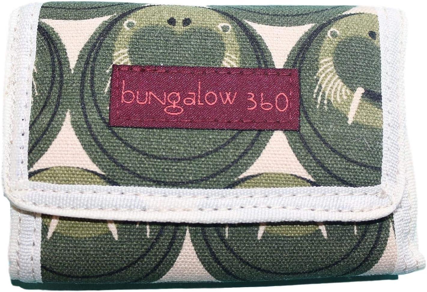 Bungalow 360 Trifold Vegan...