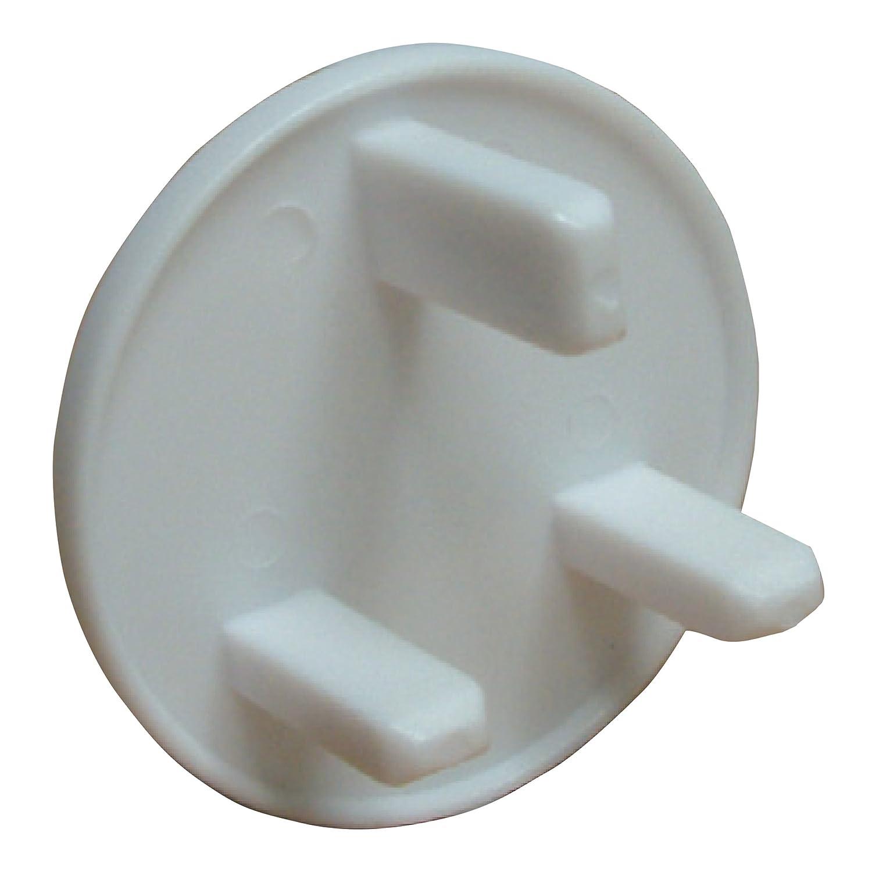 Cigüeña Niño Cuidado Productos enchufe tapas (Pack de 8) Tee-Zed ST9101