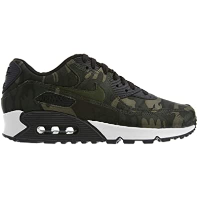 fbf25fbf6764f Amazon.com | Nike Women's Air Max 90 CSE Camouflage-Print Sneakers ...