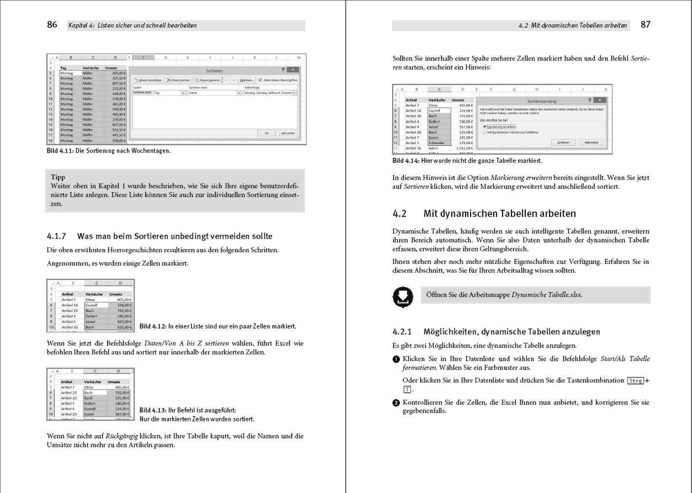 Besser im Job mit Excel: Formeln und Funktionen zu Finanzen ...