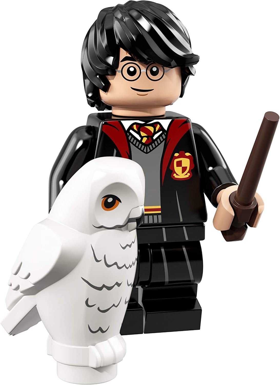 LEGO Harry Potter Series - Harry Potter in Hogwarts Uniform - 71022