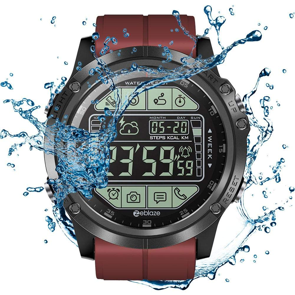 Chidjon Zeblaze Vibe 3S Smartwatch 50m estanco 2 años ...