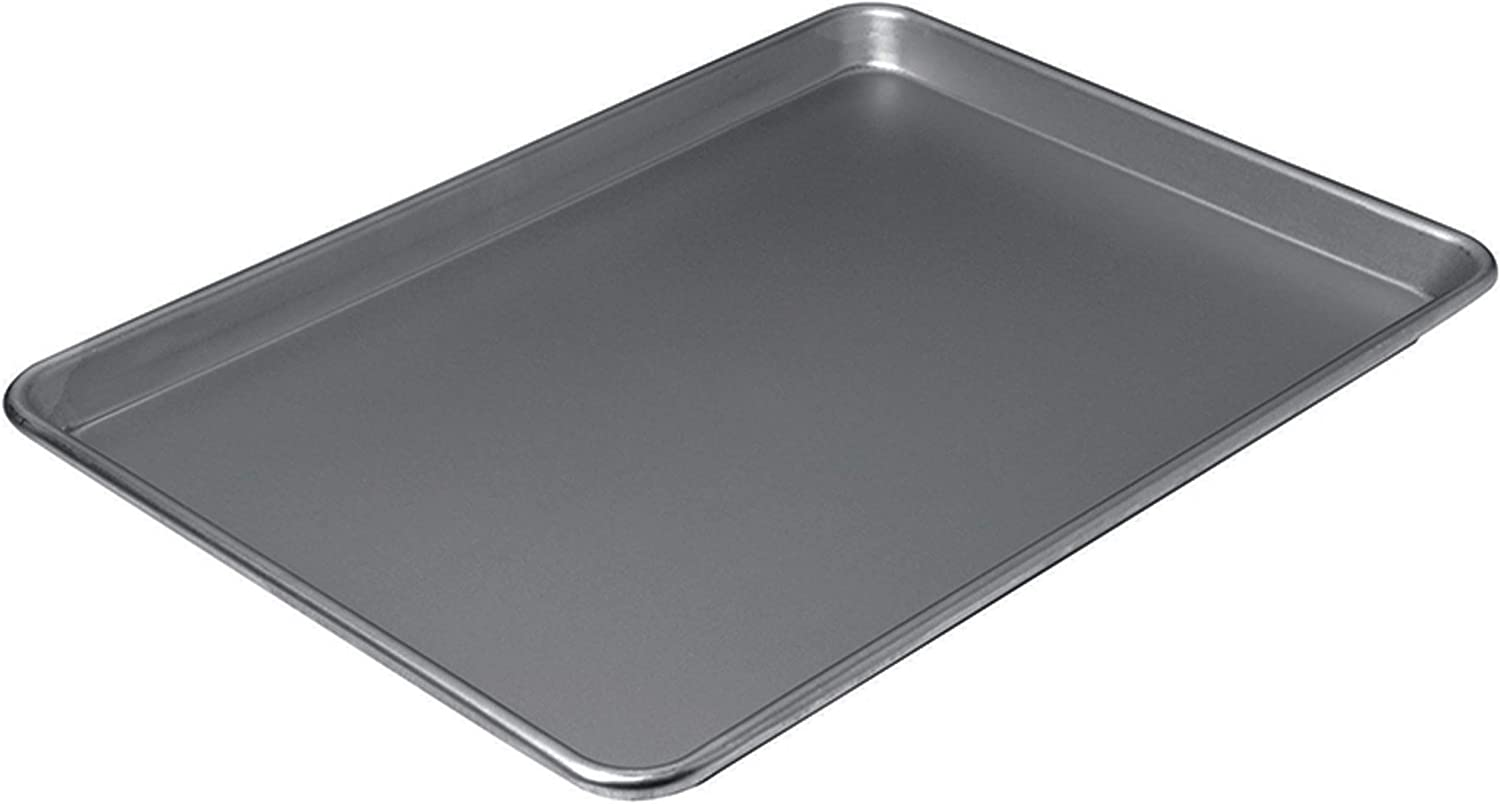 Chicago Metallic Professional Non-Stick Cooking/Baking Sheet, 14.75-Inch-by-9.75-Inch