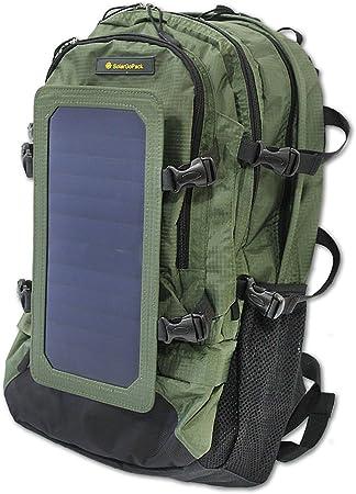 SolarGoPack Ergonomic Lightweight Solar Backpack