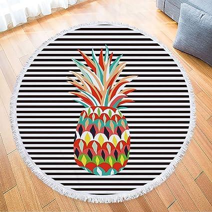 Amazon.com: WLEZY Beach Towel Fashion Tropical Banana Tree ...