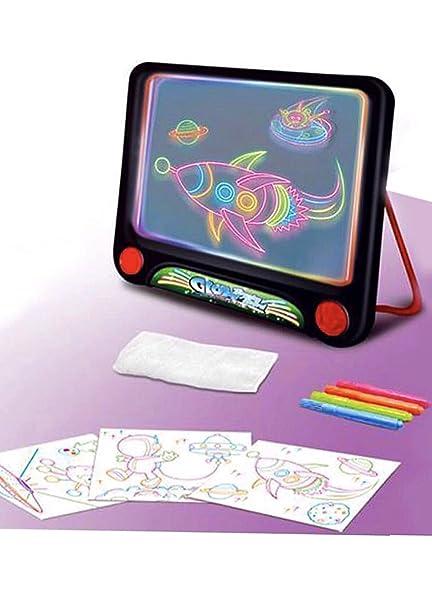 Glow Art Drawing Board
