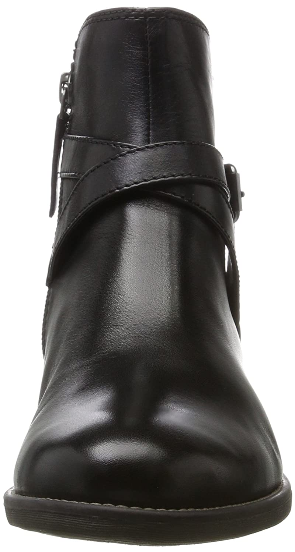 Tamaris Damen 25064 Stiefel Schwarz Schwarz Stiefel (schwarz) 614fcc
