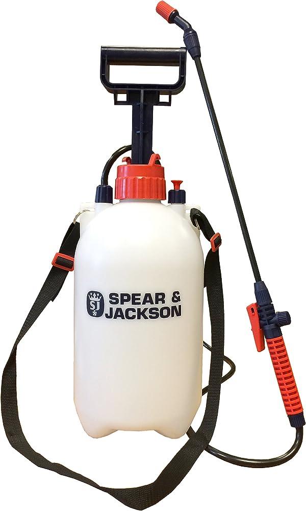 Spear & Jackson - Pulverizador a presión