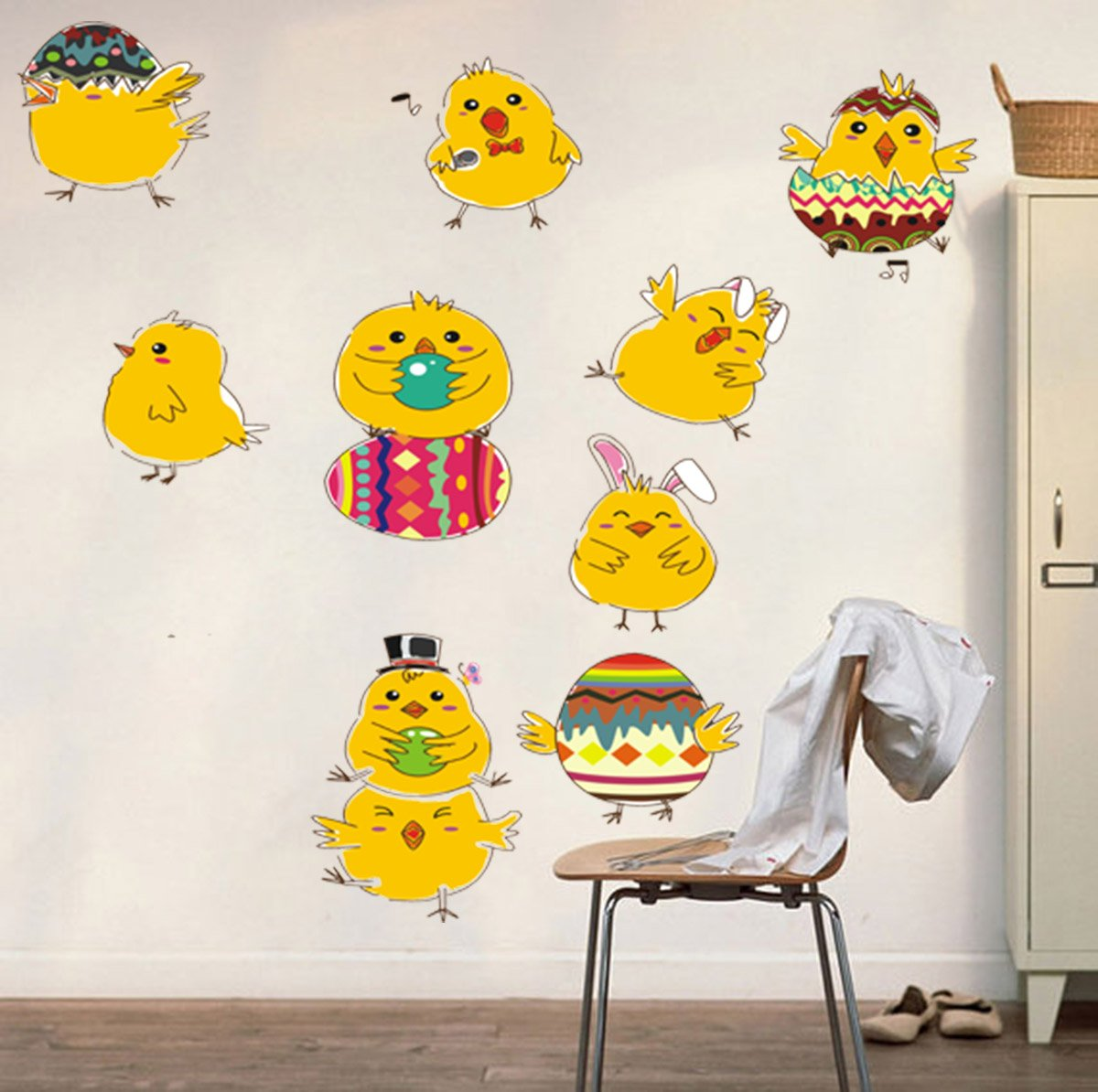 Awesome Easter Wall Decorations Collection - All About Wallart ...