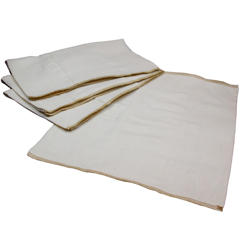 Prefold Cloth Diapers Infant 4x6x4 dozen OsoCozy Indian Cotton