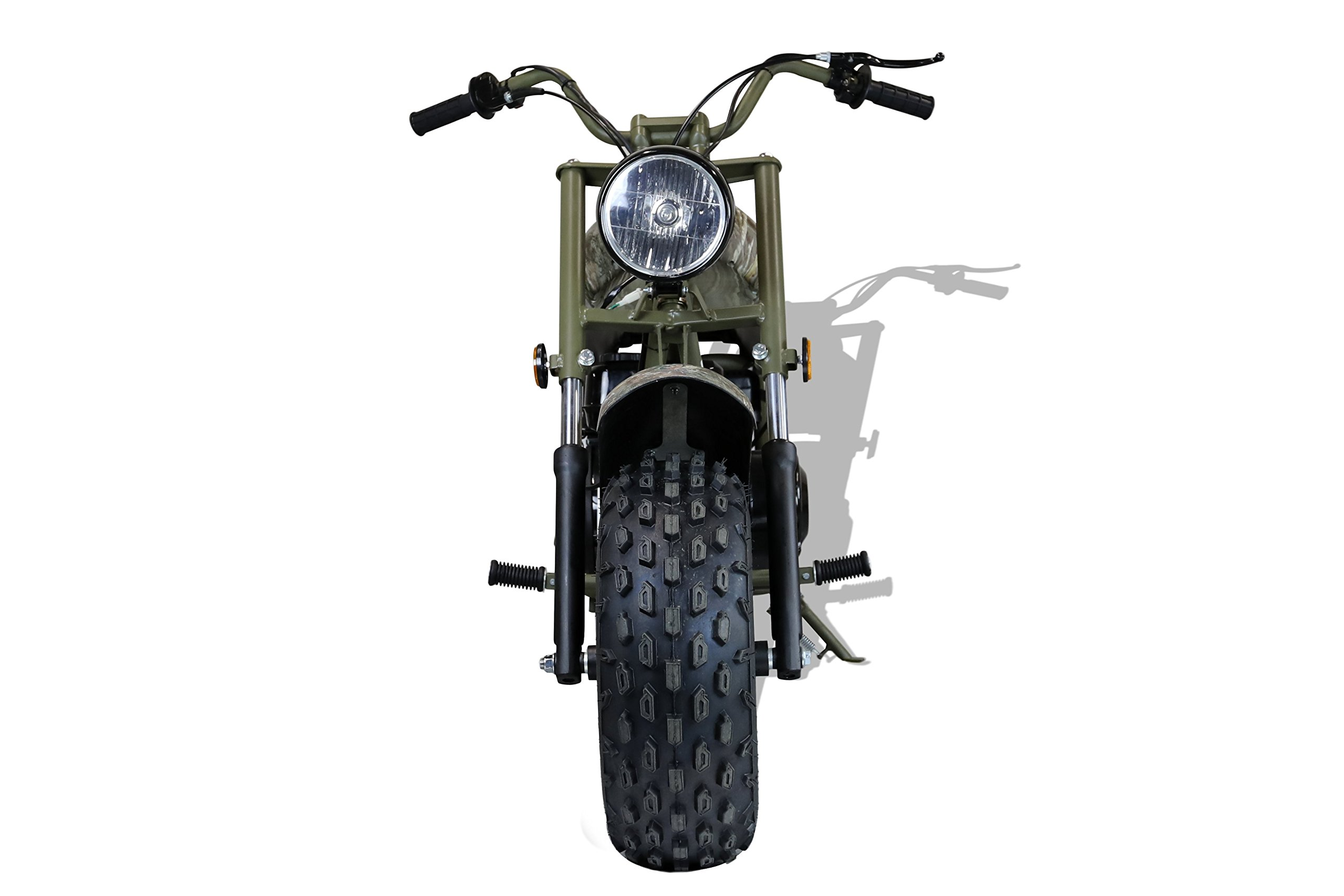 MASSIMO MB200 SUPERSIZED 196CC MINI BIKE - SHIPPING & WARRANTY INCLUDED! by M MASSIMO MOTOR (Image #7)