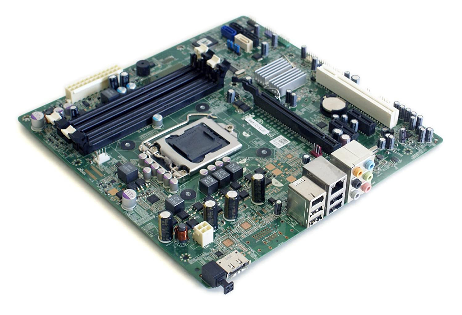 71p63GidKOL._SL1500_ amazon com genuine x231r,0x231r dell motherboard mainboard for  at readyjetset.co