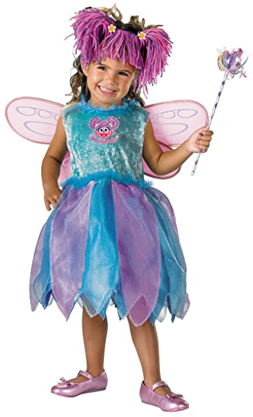 Deluxe Abby Cadabby Costume - Toddler Small  sc 1 st  Amazon.com & Amazon.com: Abby Cadabby Costume - Child Costume deluxe: Toys u0026 Games