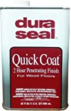 Dura Seal Quick Coat Penetrating Finish - Antique Brown - Quart