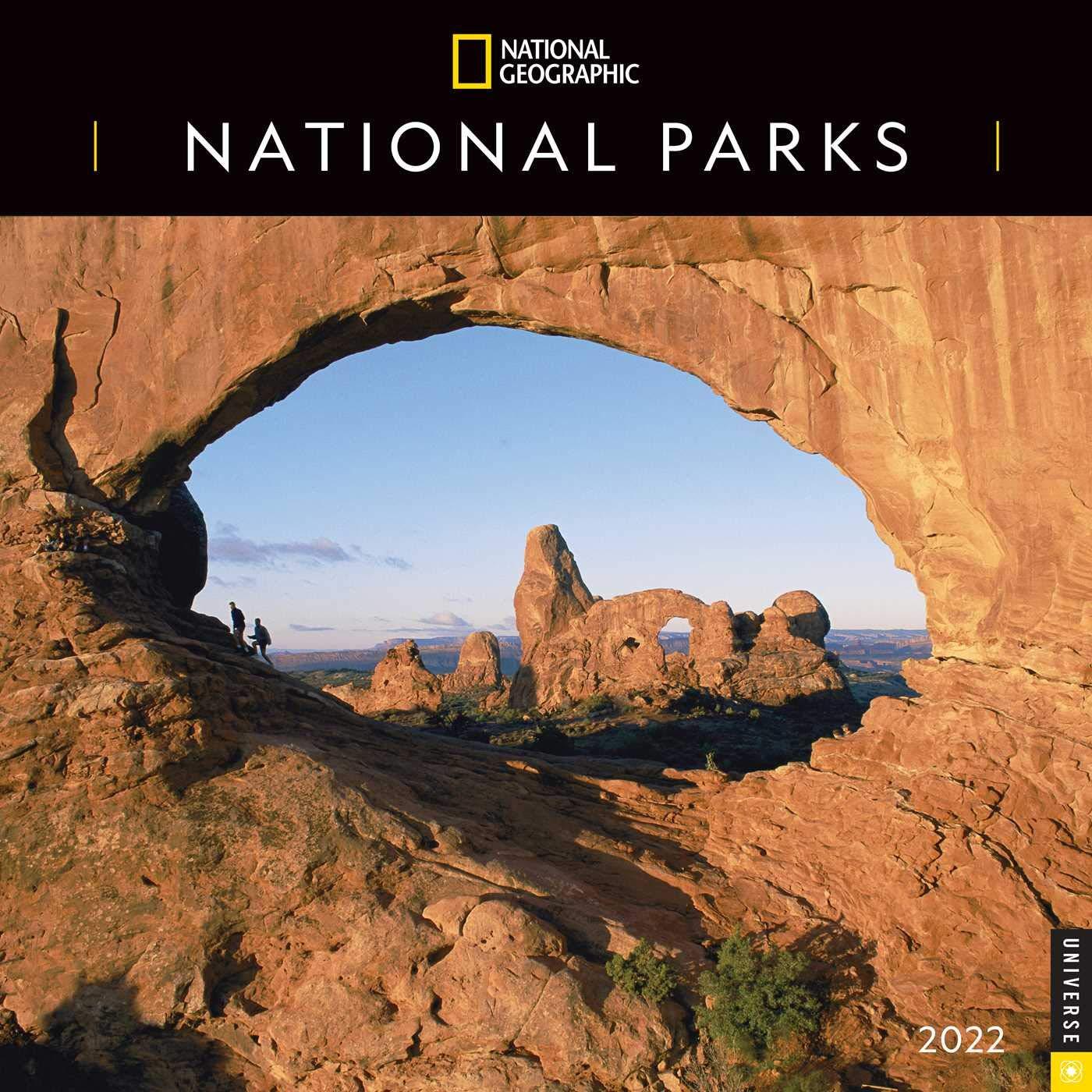 National Parks Calendar 2022.National Geographic National Parks 2022 Wall Calendar Amazon In National Geographic Books