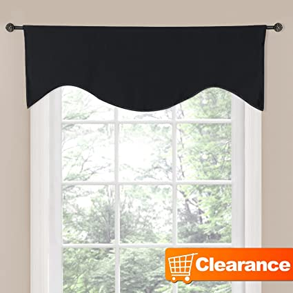 H.Versailtex Blackout Kitchen, Bath, Laundry, Bedroom, Living Room Curtain /