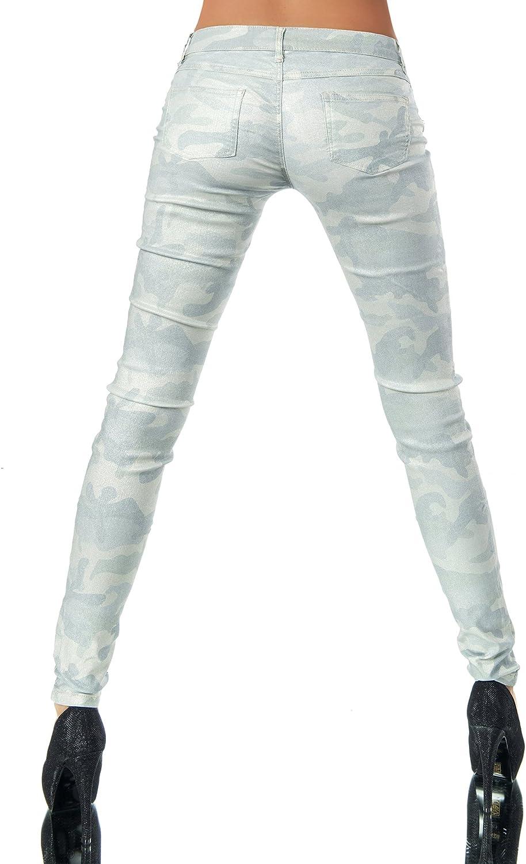 Damen Jeanshose Skinny L521
