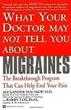 Migraines, Alexander Mauskop and Barry Fox, 0446678260