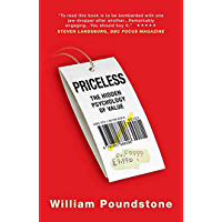 Priceless: The Hidden Psychology of Value (English Edition)