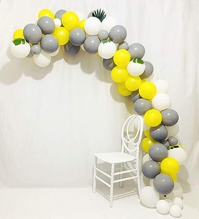 Amazon.com: Zorpia - Kit de arco de globo de látex para ...